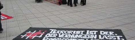 Urteile im Stuttgarter §129b Prozess: 4 Jahre und 9 Monate – 6 Jahre Haft