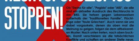 """Basteltreffen für die Proteste gegen die """"Demo für alle"""""""