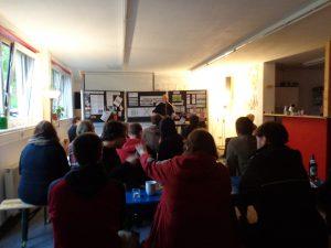 Live-Musik beim 1. Mai Fest mit Gerd Schinkel