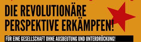 4. Ausgabe des Zusammen Kämpfen Info erschienen / Sonderausgabe zum 1. Mai