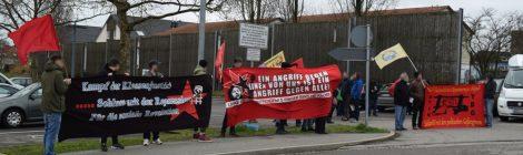 Bericht zu den Aktivitäten am Tag der politischen Gefangenen 2017 in Stuttgart
