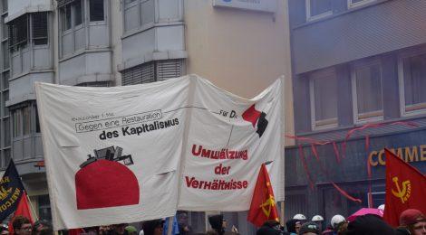 Der Revolutionäre 1. Mai – Für die Umwälzung der Verhältnisse!