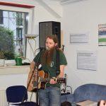 Live-Musik mit Felix Schurr
