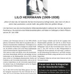 Tafel - Lilo Herrmann