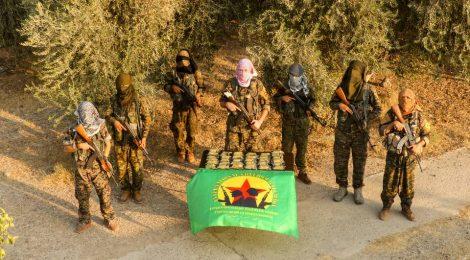 Syrien / Rojava: Eine wichtige Menge von Celox ist an der Front angekommen!
