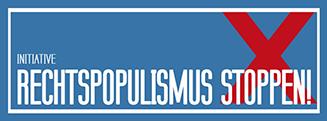 Offenes Treffen der Initiative Rechtspopulismus stoppen