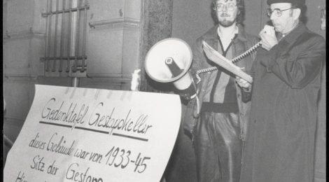 Hans Gasparitsch, die Gruppe G und antifaschistischer Widerstand