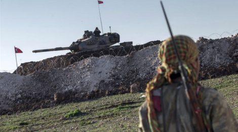 Afrin ist in Gefahr - Der türkische Angriffskrieg bedroht die Bevölkerung in Afrin